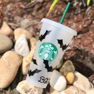 Starbucks halloween Venti cold cup